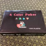 Modiano 4 Color Poker
