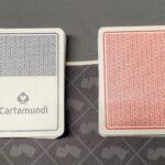 Cartamundi Belgium Poker Size, Super Jumbo Index Plastic Playing Cards